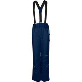 TROLLKIDS Holmenkollen Pantalones de Nieve Slim Fit Niños, navy